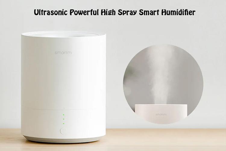 Xiaomi Mi Smartmi Ultrasonic Humidifier