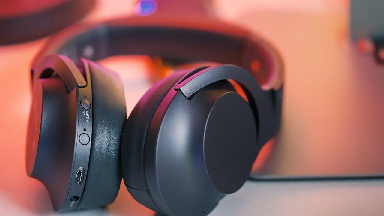 Tai Nghe Chụp Tai Sony MDR-H600A Hi-Res - Hàng Chính Hãng