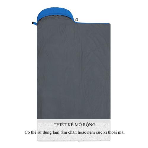 Túi ngủ đơn siêu mềm mịn cho dân văn phòng 7