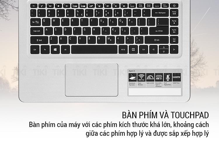 Laptop Acer Aspire A514-51-58ZJ NX.H6XSV.001 Core i5-8265U/Win10 (14