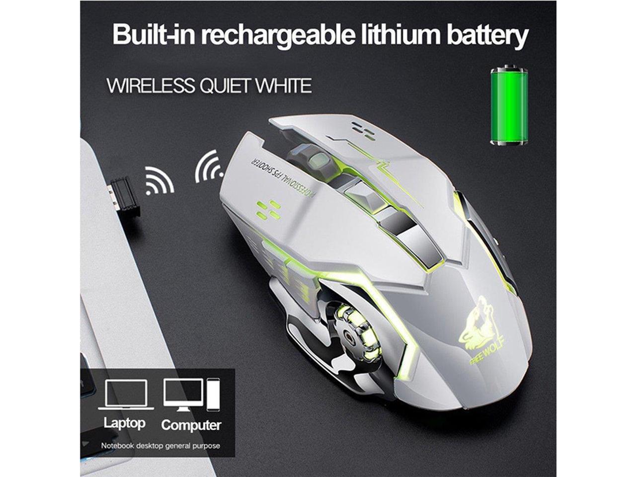 Chuột Không Dây 2.4Ghz