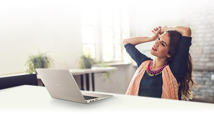 Laptop Asus Vivobook S15 S510UA-BQ414T Core i5-8250U / Win 10 15 6 inch -  Hàng chính hãng