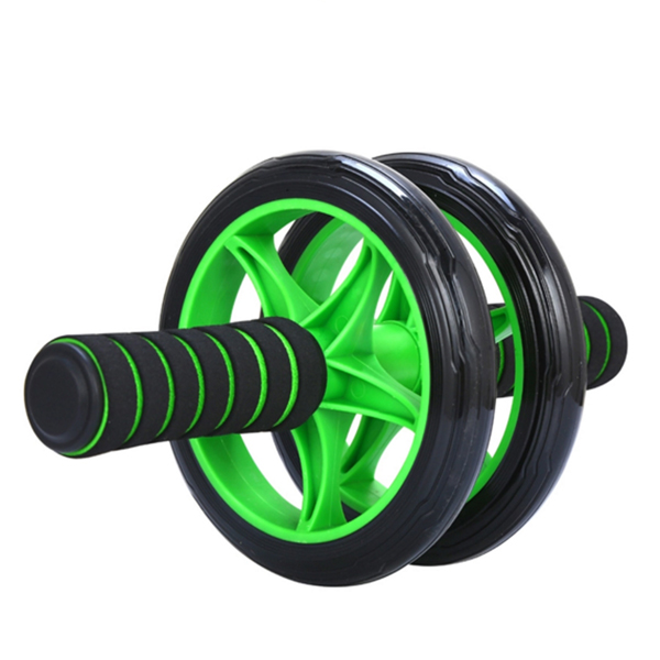 Con Lăn Tập Cơ Bụng Ab Wheel (Xanh Lá Cây)