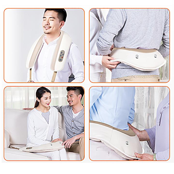 Máy massage toàn thân QQQ ( Màu ngẫu nhiên ) 2