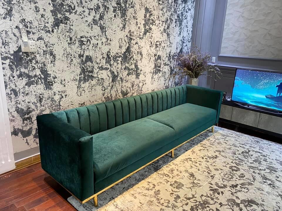 sofa dai karaoke