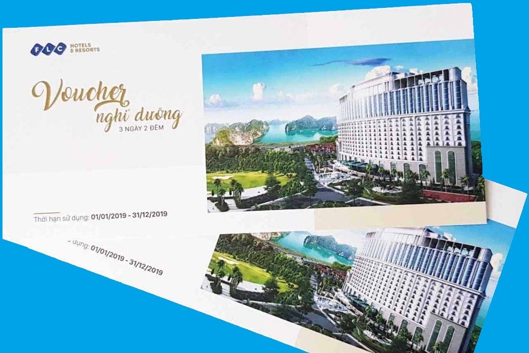 Voucher FLC 2019 - Nghỉ Dưỡng 3N2Đ Siêu Tiết Kiệm - Áp Dụng Quy Nhơn, Sầm Sơn, Hạ Long