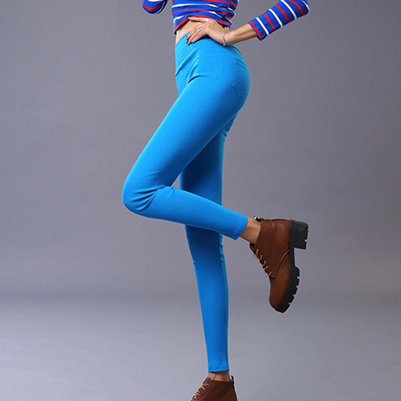 Quần nữ legging chất liệu cao cấp ôm dáng 9100157 12