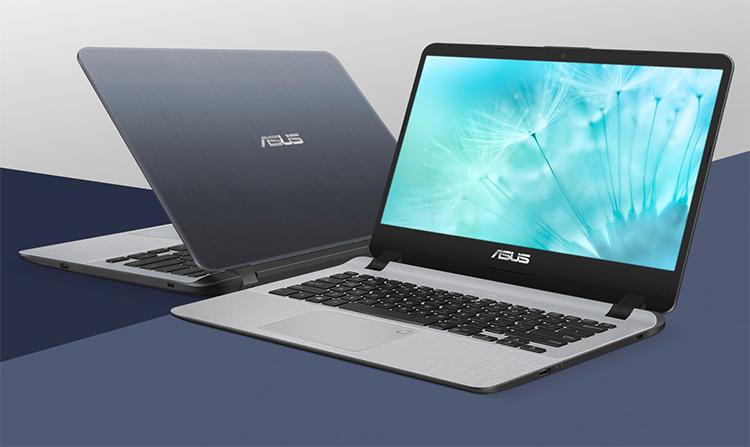 Laptop Asus Vivobook X407UA-BV345T Core i3-7020U/Win10 (14.0 inch HD) - Hàng Chính Hãng