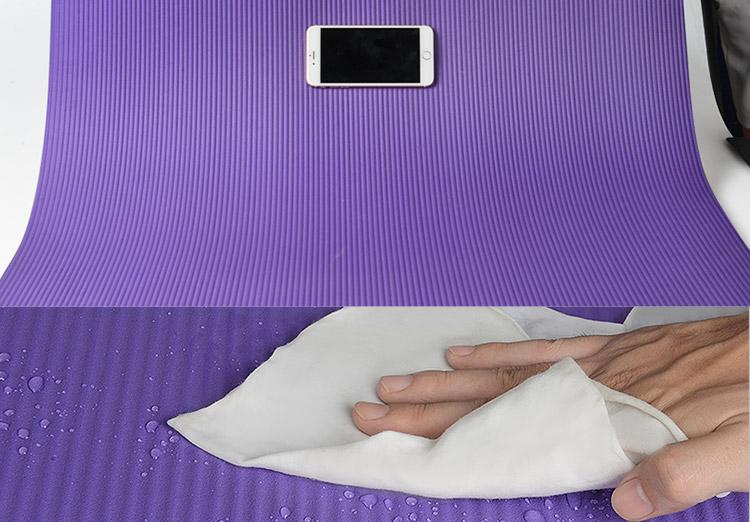 Thảm Yoga Aoyi Dày 15mm (185*80cm)