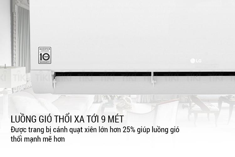 Máy Lạnh Inverter LG V24ENF (2.5HP) - Hàng Chính Hãng