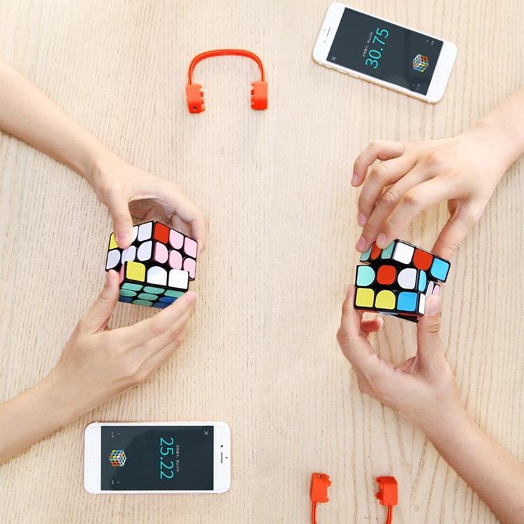 xiaomi Mijia Giiker Super Smart Cube Puzzle 3x3x3 5.7cm Speed App Remote Control Professional Magic Cube Puzzles