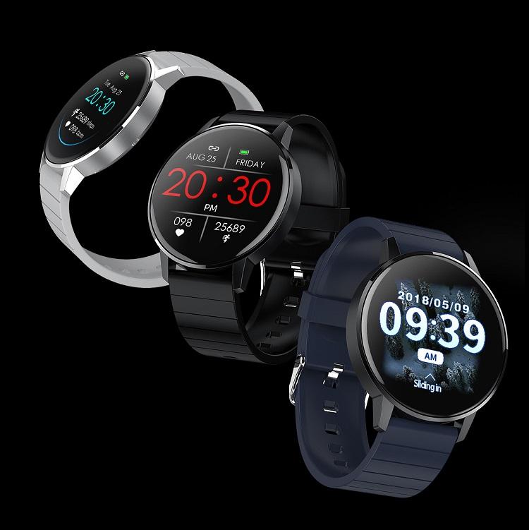 Đồng hồ thông minh đo nhịp tim, theo dõi sức khỏe T4 Pro ( Thiết kế sang trọng, chống nước cao IP68 ) - Hàng Nhập Khẩu 1