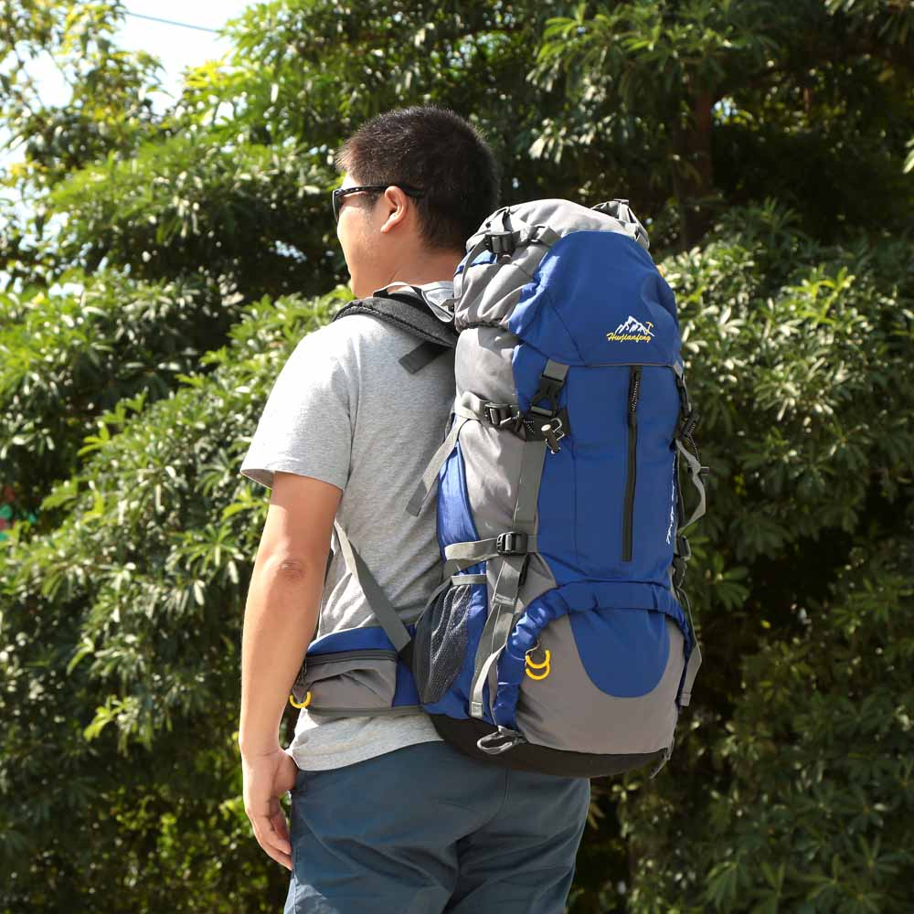 Balo Leo Núi Chống Nước LIXADA (50L)