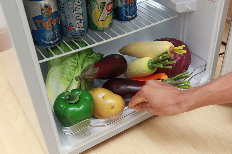Tủ Lạnh Mini Aqua AQR-55AR (50L)