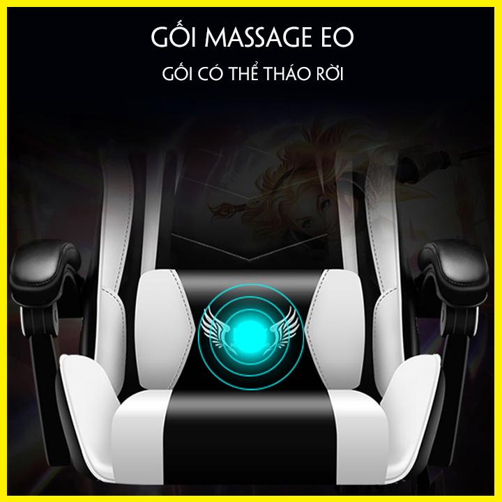 Ghế Game. Ghế Máy Tính. Ghế Gaming - Có Massage 220V - Phong Cách Thể Thao 6