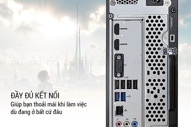 PC Acer AS XC-885 DT.BAQSV.014 Core i7-8700/8GB/1TB HDD/GT 730/Dos - Hàng Chính Hãng