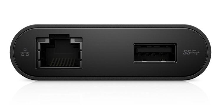 Adapter Chuyển USB-C Sang HDMI/VGA/Ethernet/USB DELL DA200