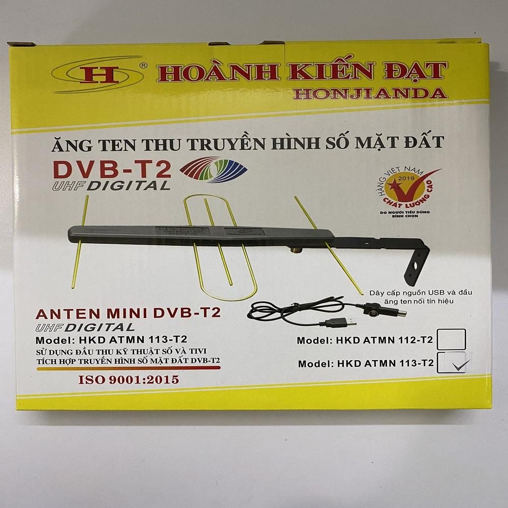 Đầu thu kỹ thuật số DVB T2 TCTEK 377,Hàng Chính Hãng. 5