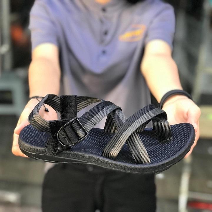 Giày Sandal Nữ Kiểu Xỏ Ngón Đế Cao 1.5cm 3