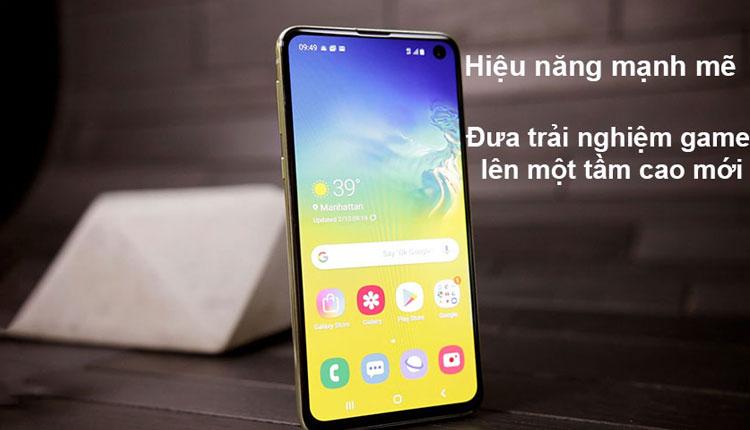 Điện Thoại Samsung Galaxy S10e (128GB/6GB) - Hàng Chính Hãng