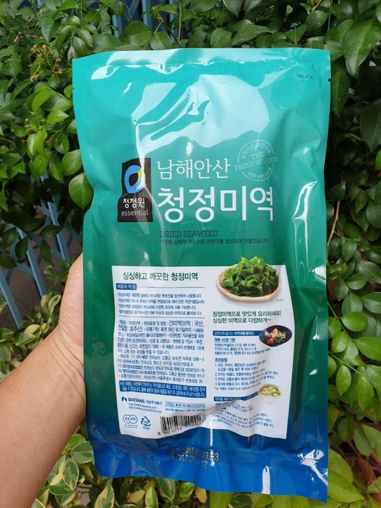 Rong Biển Hàn Quốc Dae Sang Chung Jung One (50g)