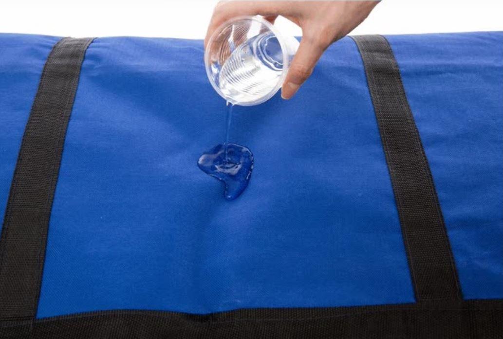 Túi Đựng Hành Lí Jingtang Vải Oxford Dày Không Thấm Nước Màu Đen Gia Cố Loại Lớn 90 * 48 * 27 Cm (125 Lít)