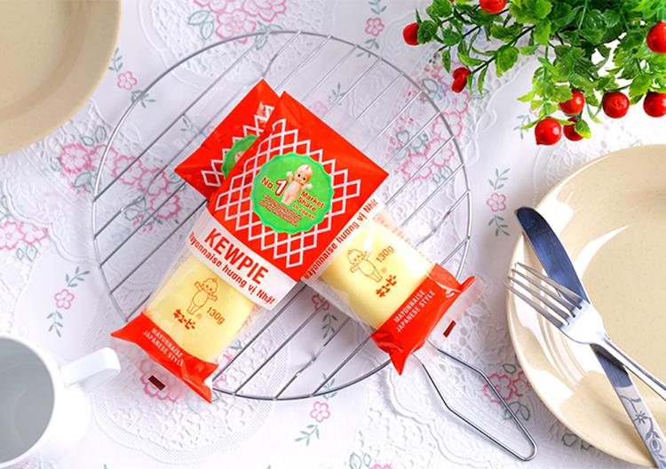 Mayonnaise Hương Vị Nhật (Chai 130g)