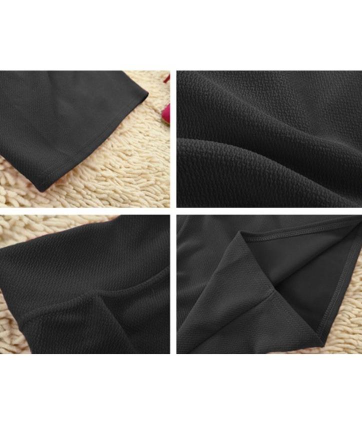 Chân váy ôm ngắn freesize công sở vải thun nhẹ nhàng thoải mái 2
