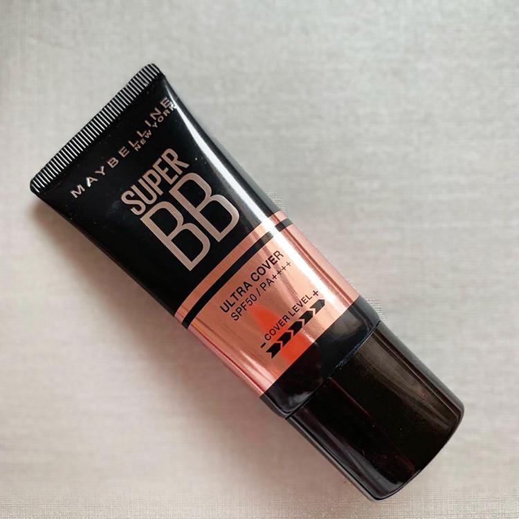 Kem Nền Maybelline Super BB Ultra Cream Cover SPF50 PA++++ 30ml Trang Điểm Hoàn Hảo PM711 13