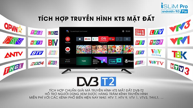 Smart Tivi Asanzo HD 32 inch 32S51