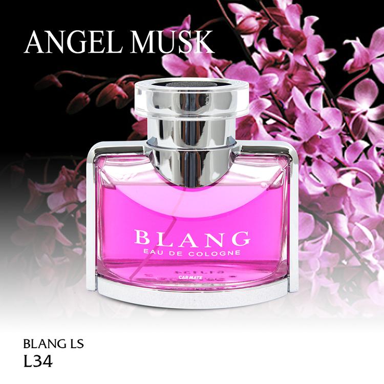 Nước hoa ô tô CARMATE BLANG LS L34 Angel Musk 125ml