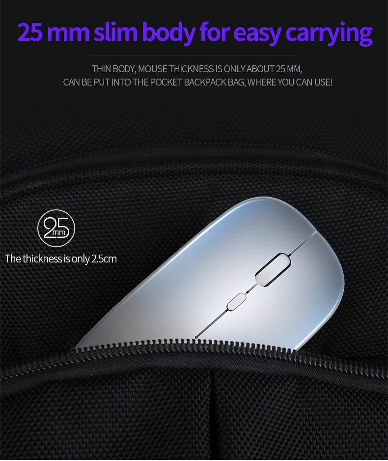 Chuột Wireless Fantech MX Master (Cổng sạc MICRO USB - Có Thể Sạc Lại) - Hàng Chính Hãng VN A 12