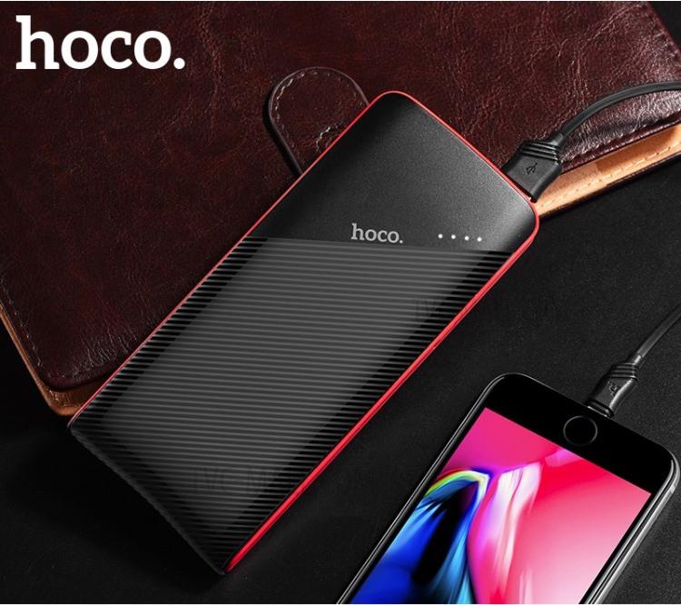 Pin Dự Phòng HOCO J4 Superior 10000mAh Dual USB
