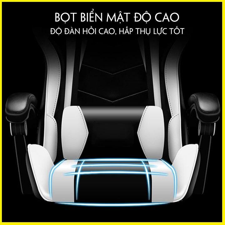 Ghế Game. Ghế Máy Tính. Ghế Gaming - Có Massage 220V - Phong Cách Thể Thao 5