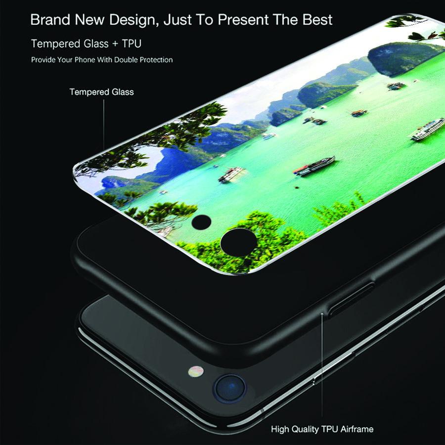 Ốp điện thoại iPhone 5/5s/se - Quê Hương MS QHUONG010