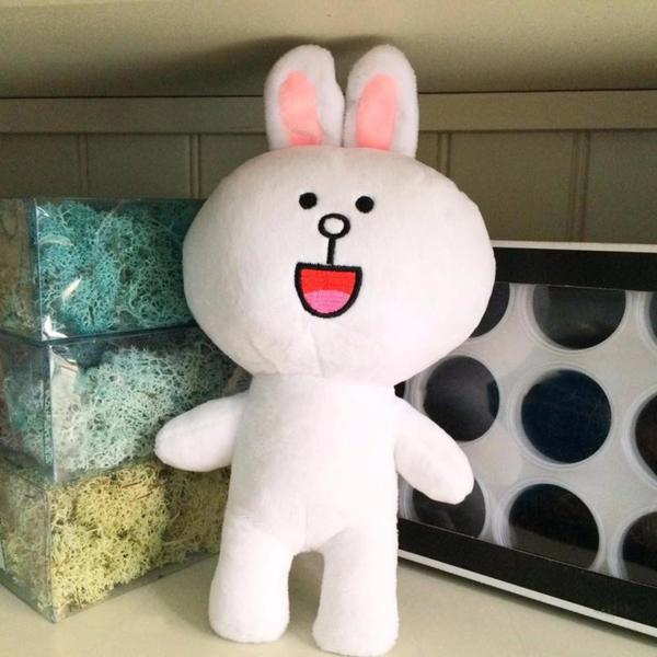 Gấu Bông Thỏ Cony (40 Cm) Gb10 (Màu Trắng)