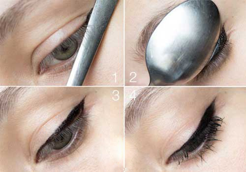 Bút lông kẻ mí mắt IONI - Waterproof Felt Eye Pen 1