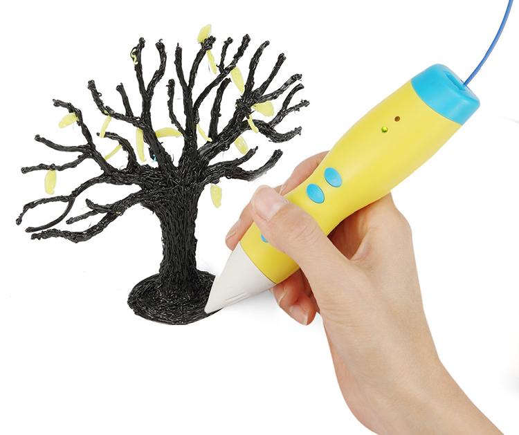 3D Printing Pen 3D Drawing Printer Pen Creative DIY Doodler Modeling Painting