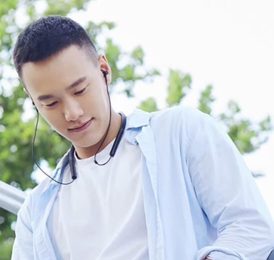 Xiaomi Bluetooth Collar Headphones Youth Edition Black