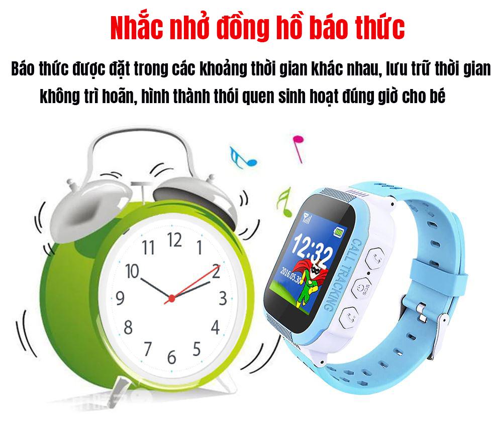 đồng hồ định vị q50
