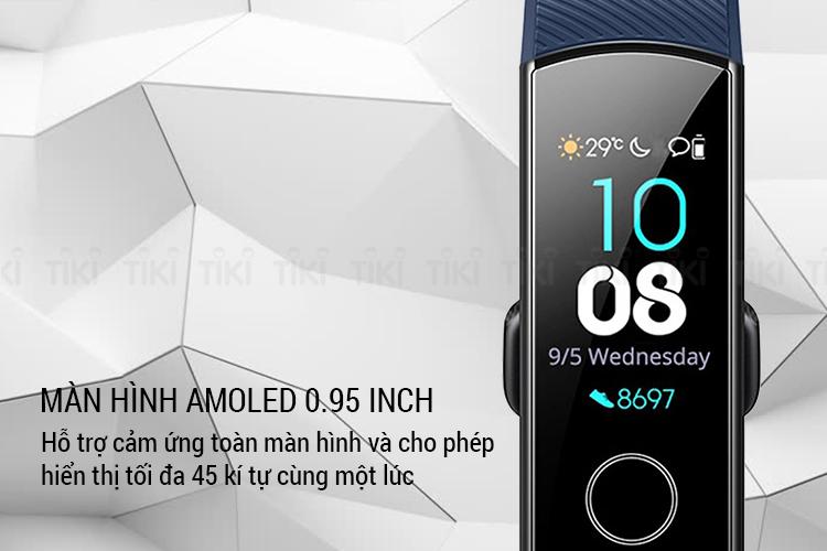 Vòng Đeo Tay Thông Minh Huawei Honor Band 4 Amoled - Hàng Nhập Khẩu