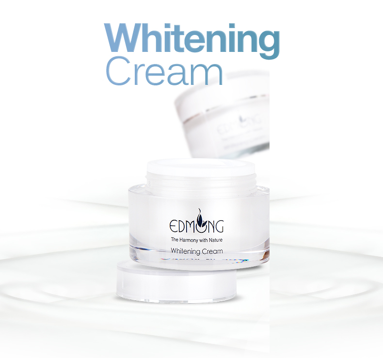 Kem dưỡng trắng da Edmong Whitening Cream 50ml 1
