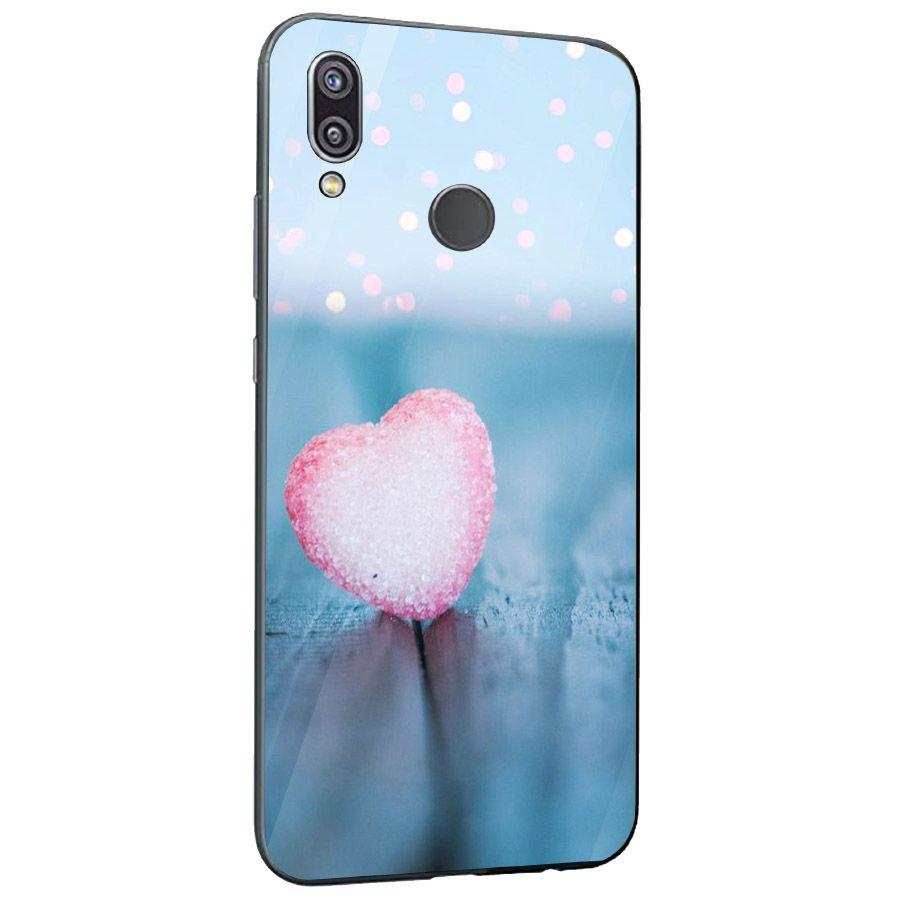 Ốp kính cường lực cho điện thoại Huawei NOVA 3E/P20 LITE - trái tim tình yêu MS LOVE006