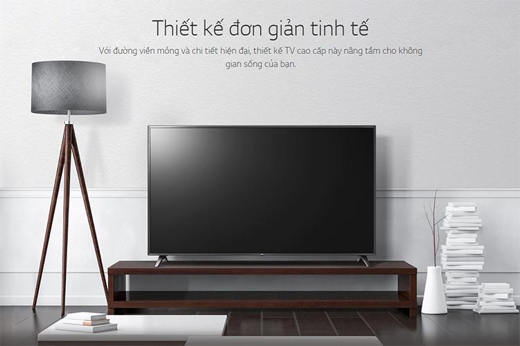 Smart Tivi LG 55 inch 4K UHD 55UM7100PTA - Hàng Chính Hãng