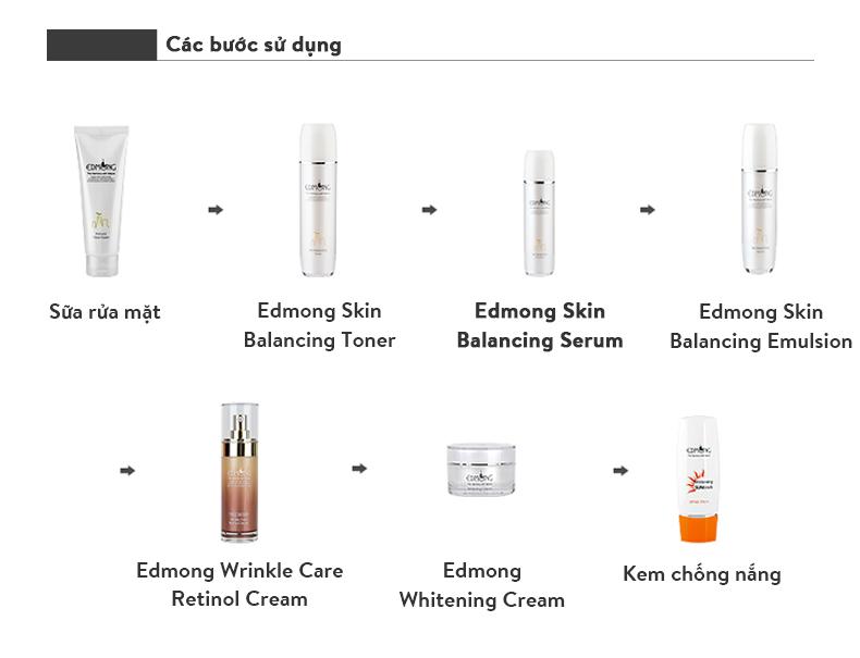 Tinh Chất Dưỡng Ẩm Edmong Skin Balancing Serum 45ml 9