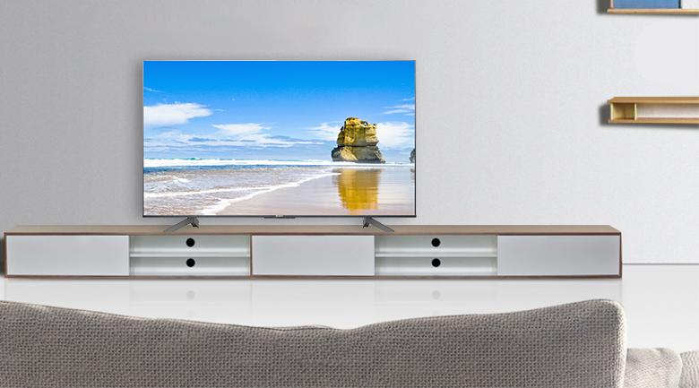 Android Tivi Sony 4K 55 Inch KD-55X8500G (2019) - Hàng Chính Hãng