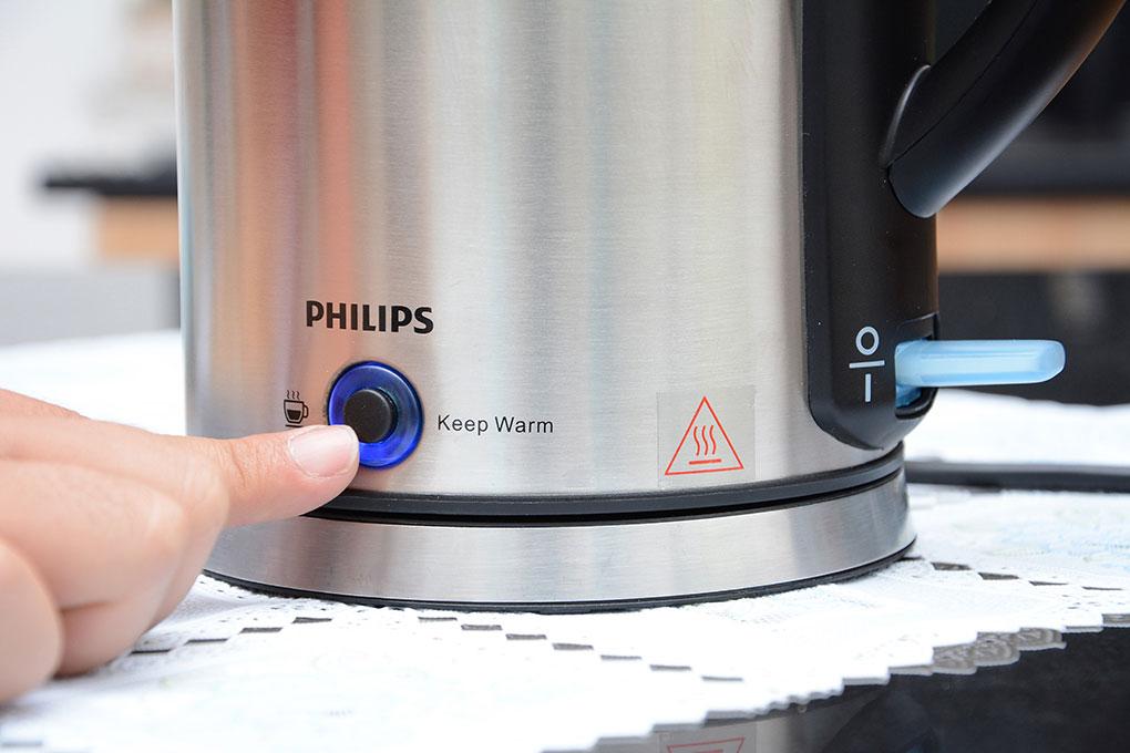 Bình Đun Siêu Tốc Philips HD9316 (1.7L)