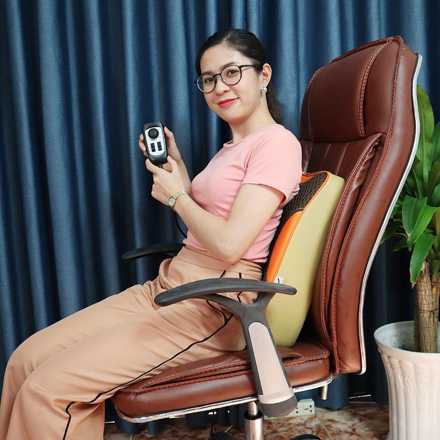 Máy massage hồng ngoại Puli
