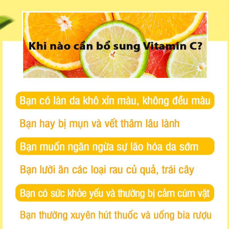 Combo SÁNG DA - MỜ THÂM DHC Nhật Bản gồm viên uống vitamin C và viên uống trắng da 30 ngày JN-DHC-CB1 10