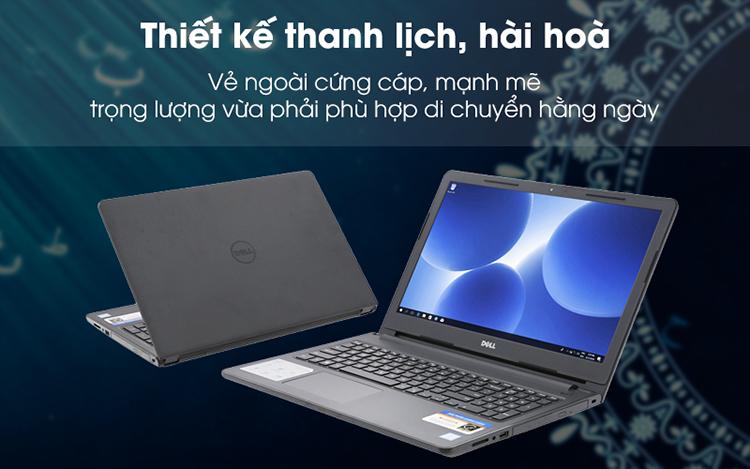 Laptop Dell Inspiron 3576 N3576D Core i3-8130U/ Win10 (15.6 HD) - Hàng Chính Hãng
